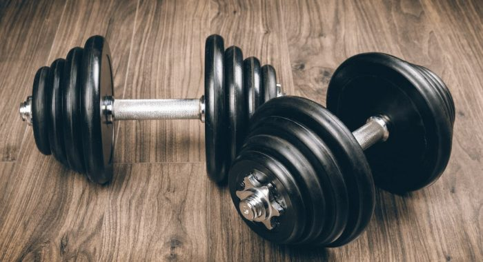 Fitness Equipment - The Advantages of Dumbbells