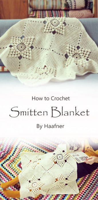 Smitten Blanket By Haafner