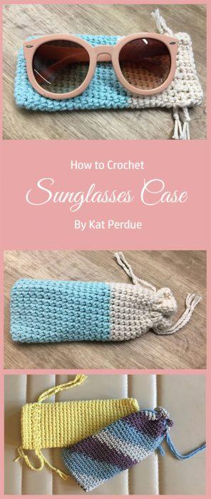 Sunglasses Case By Kat Perdue