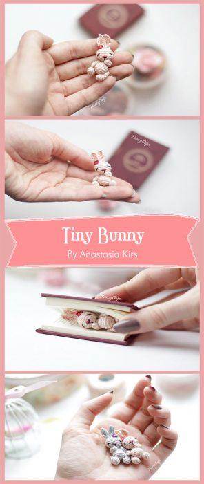 Tiny Bunny By Anastasia Kirs