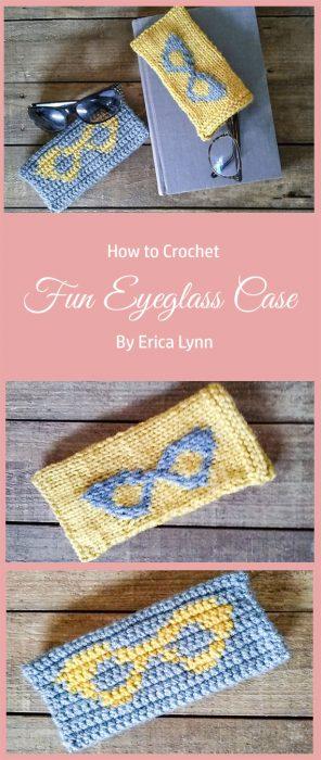 Fun Eyeglass Case By Erica Lynn
