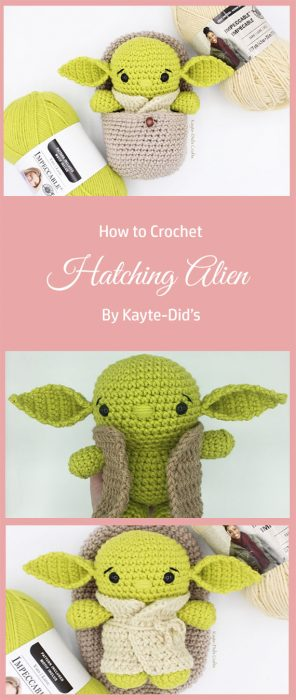 Hatching Alien By Kayte-Did's
