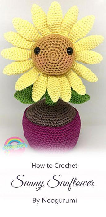 Sunny Sunflower By Neogurumi