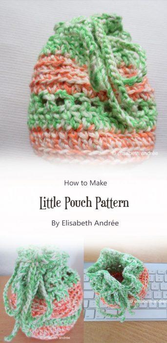 Little Pouch Pattern By Elisabeth Andrée
