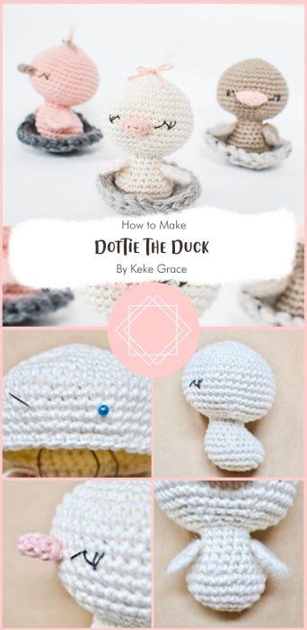 Dottie The Duck By Keke Grace